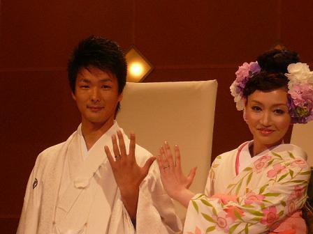 望ちゃん 綺麗な花嫁