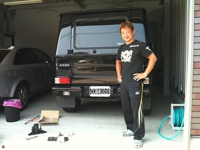 競輪選手 山口富生さん