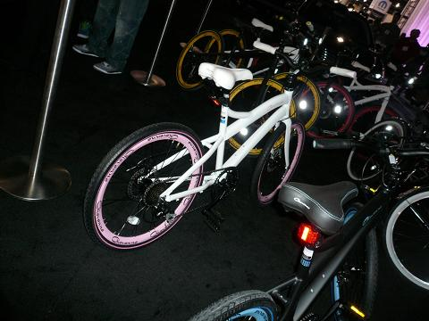 Giovanna 自転車