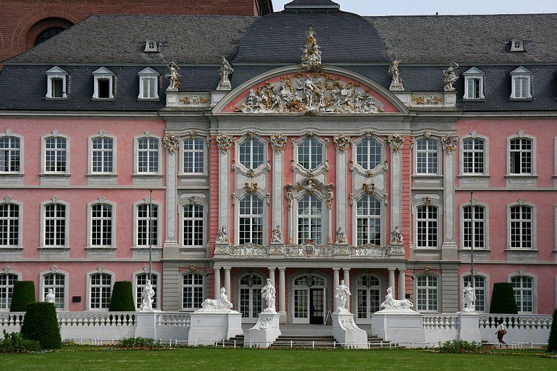 Kurfürstl Palais Trier2