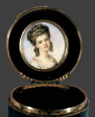COSWAY Richard A Lady c 1790