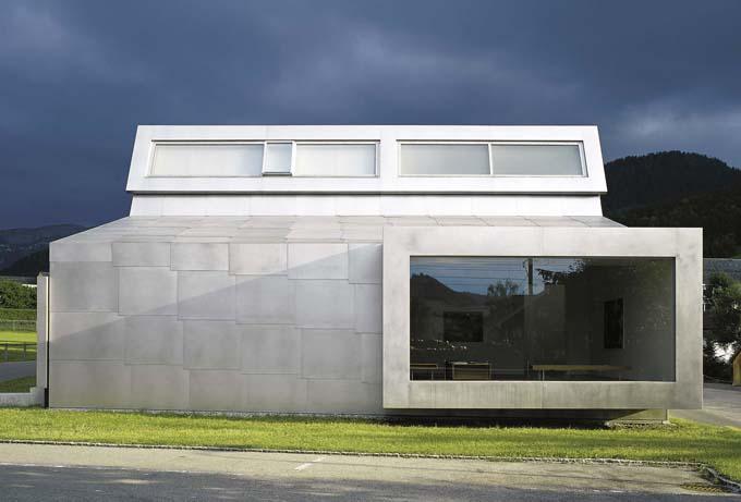 ライナーアッペンツェル美術館(スイス)ギゴン&ゴイヤー