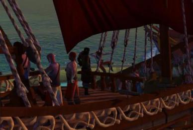 海賊してる場合ですよ
