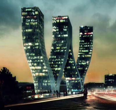 おもしろい建物Q b0160459_22131492