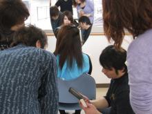 山形県 米沢市 美容室 M3D カラーシステム 導入店             ヘアーカットブロス   HAIR CUT BROSSE