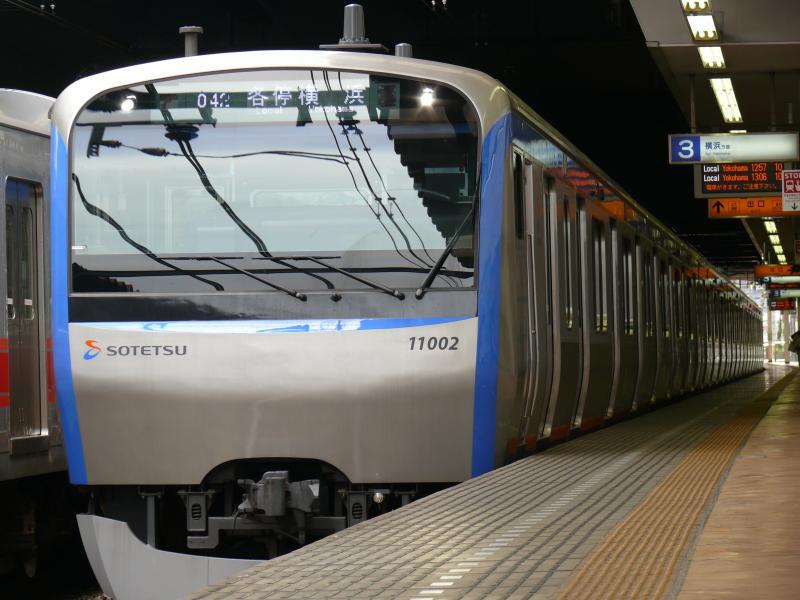 相鉄11000系(2)