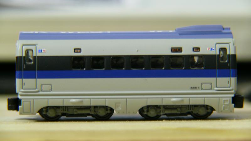 2号車(完成形-側面)