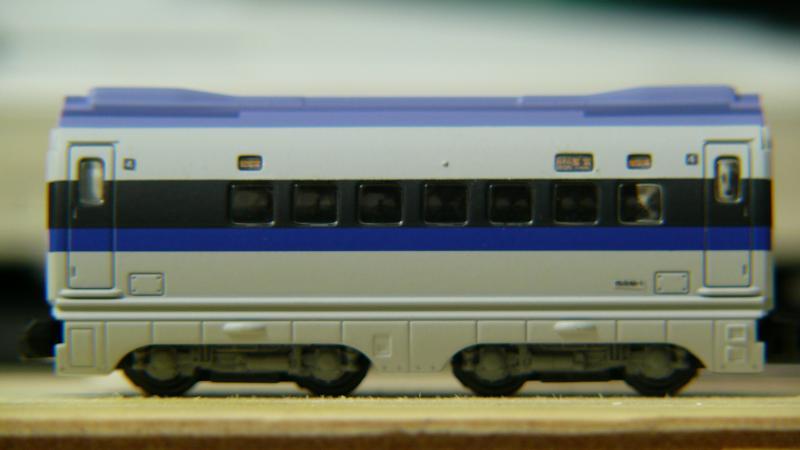 4号車(完成形-側面)