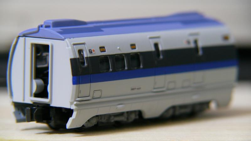 7号車(完成形)