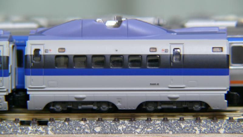 13号車(完成形-側面)