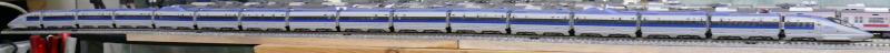 JR西日本500系新幹線W1編成(完成形)