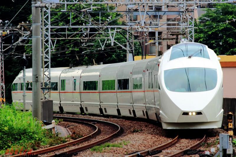小田急50000系「VSE」