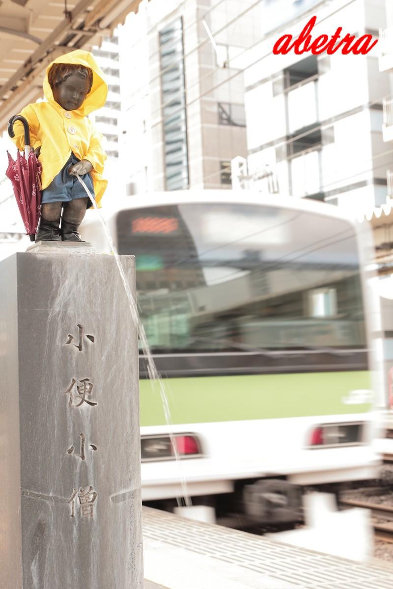 Yamanote Line ~Manneken Pis5~