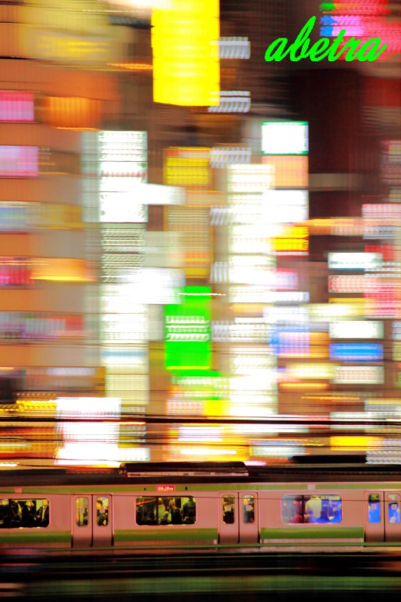Yamanote Line ~Night Time~