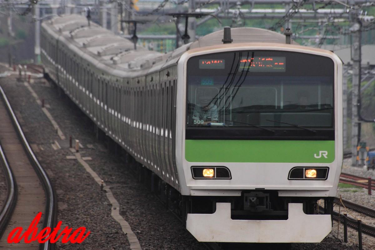 Yamanote Line ~E231Series~