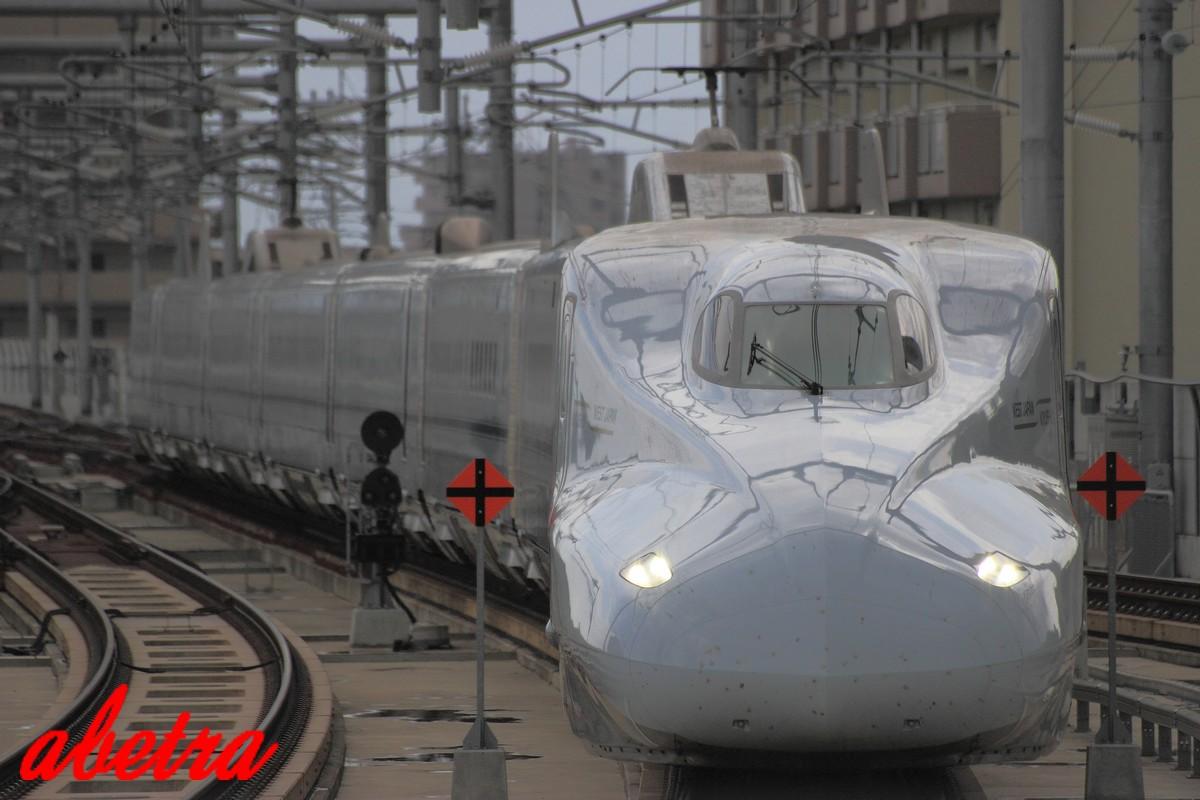 JR西日本 N700系7000番台