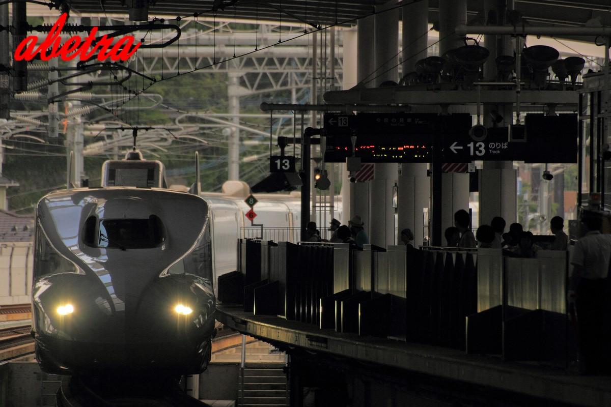 入線 ~熊本駅~