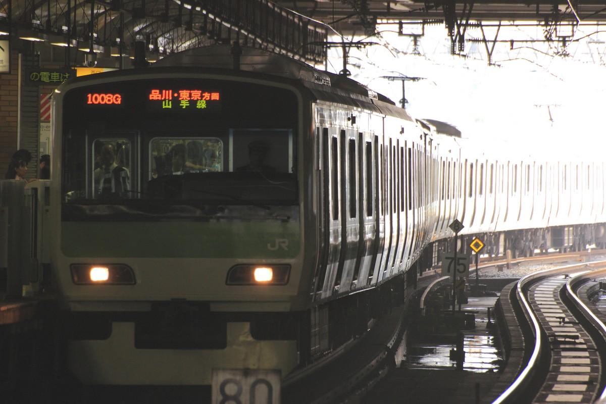 Yamanote Line ~Gunegune~