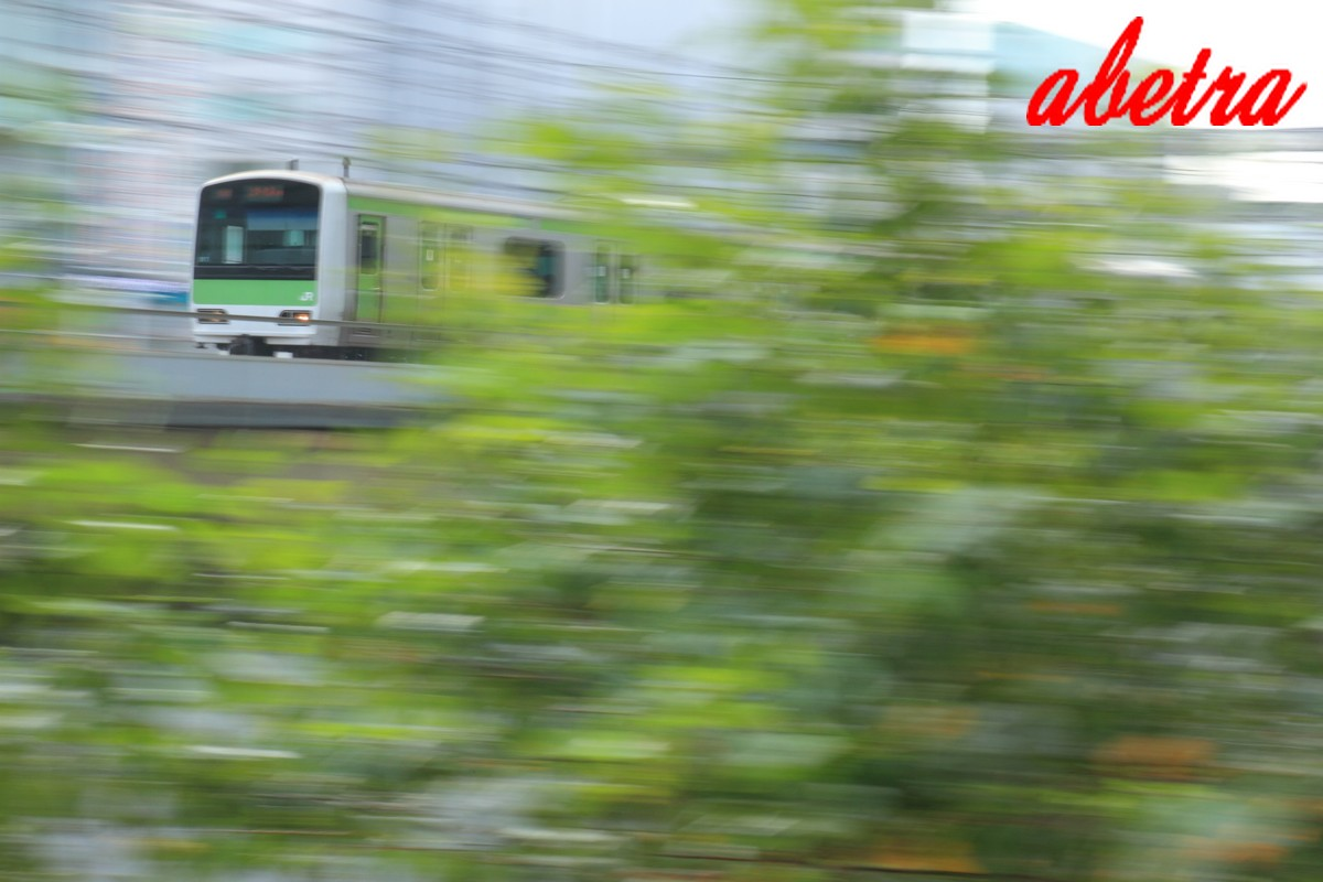Yamanote Line ~Green Shot~