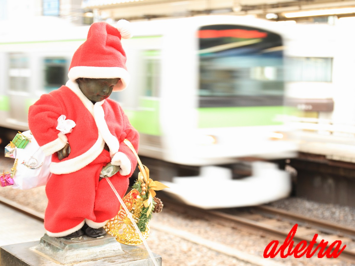 Yamanote Line ~Manneken Pis 10~