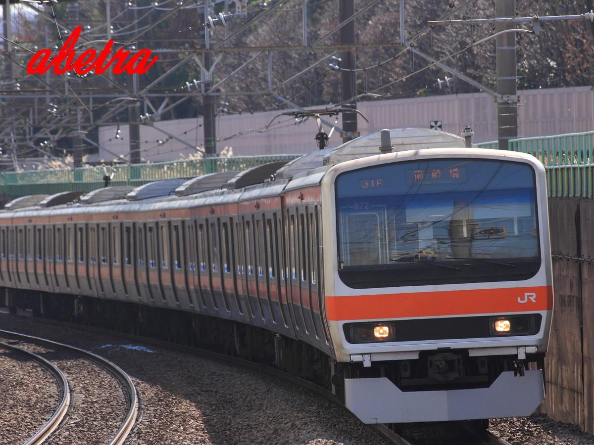 JR東日本 209系500番台