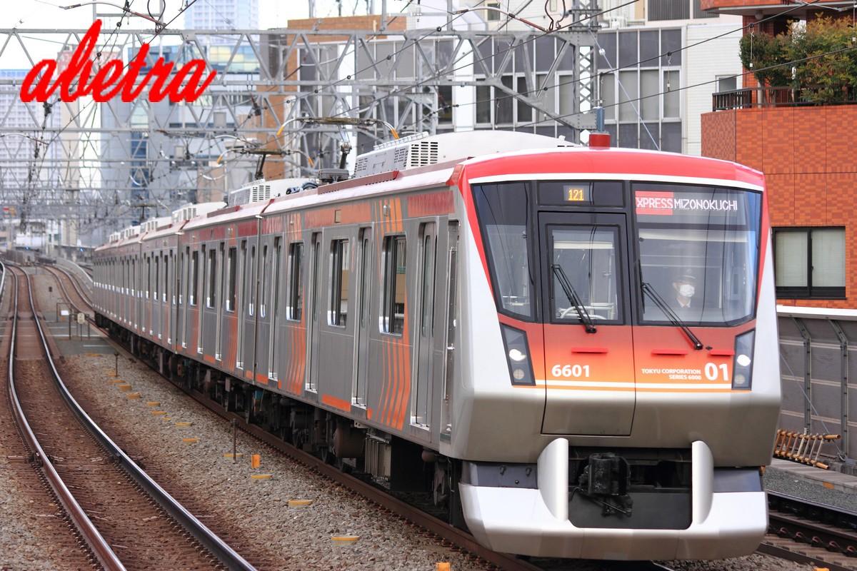 東急電鉄 6000系