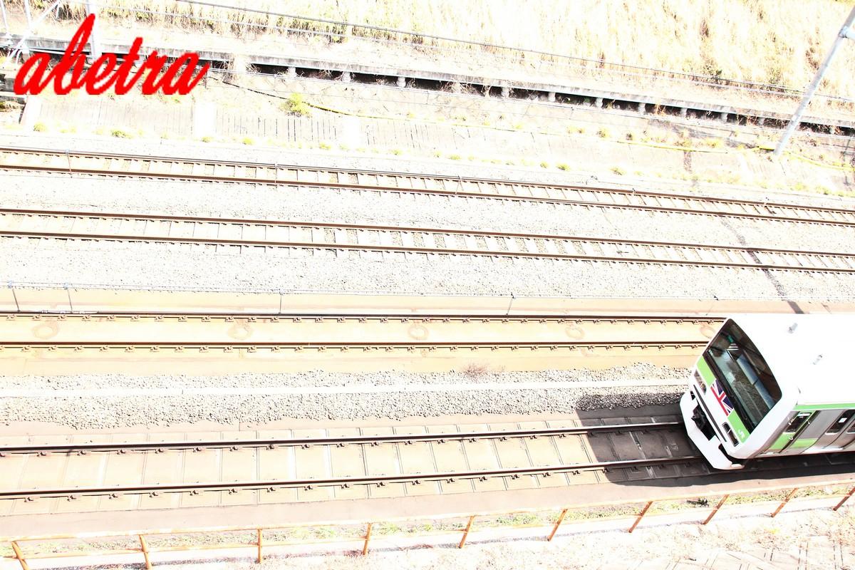 Yamanote Line ~Border~