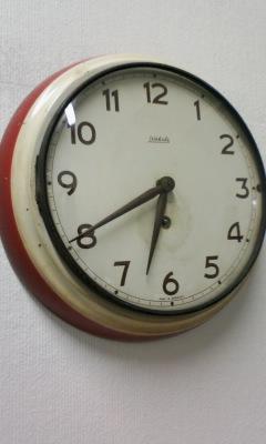 ぜんまい時計