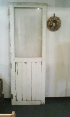 antique door