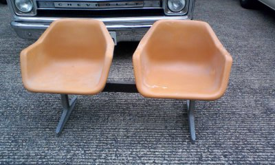 antique two seat