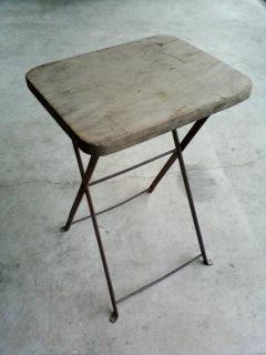 Fold mini chair