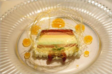 軽井沢プリマヴェーラのデザート