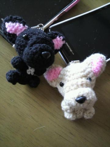編みぐるみ姉妹