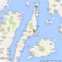 続・南国お気楽ひとり暮らし-Cebu to Queen's Island Golf Course