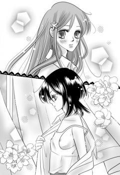 古都サマより「花びら」挿絵