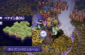 2010-05-27忍桜進入クエ材料集めINペナ6