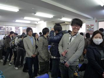 ホビステ仙台駅前配布