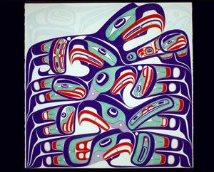 CABELO ハイダ族
