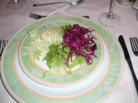 ドブロブニクでの夕飯