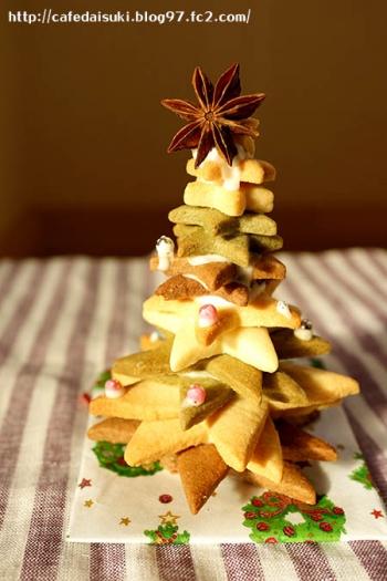 chimney cafe◇クッキーツリー