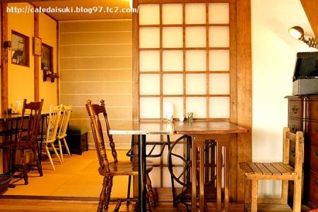 chimney cafe◇店内