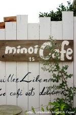 minoi ts Cafe◇看板