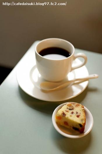 CAFE ヤブキヤサカエ◇ウッドノート(夏のブレンド)