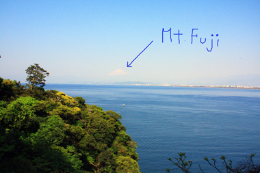 06うっすら富士