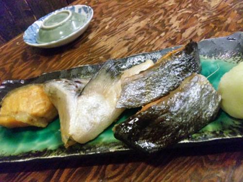06銀鮭カマ