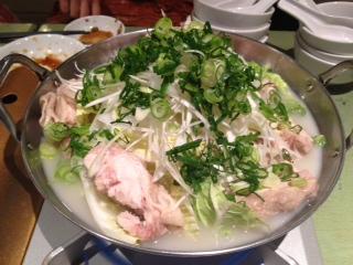 9鶏柚子鍋