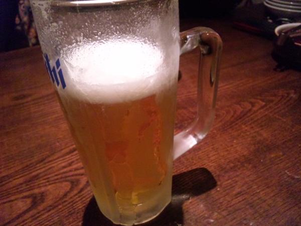 01 ビール