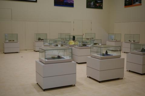 大東図書館展示室