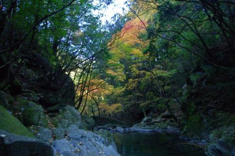 白倉峡10
