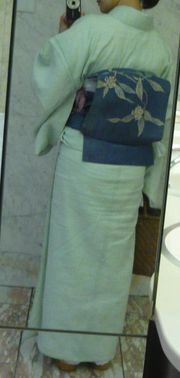 竹楊柳 2011年6月 後ろ